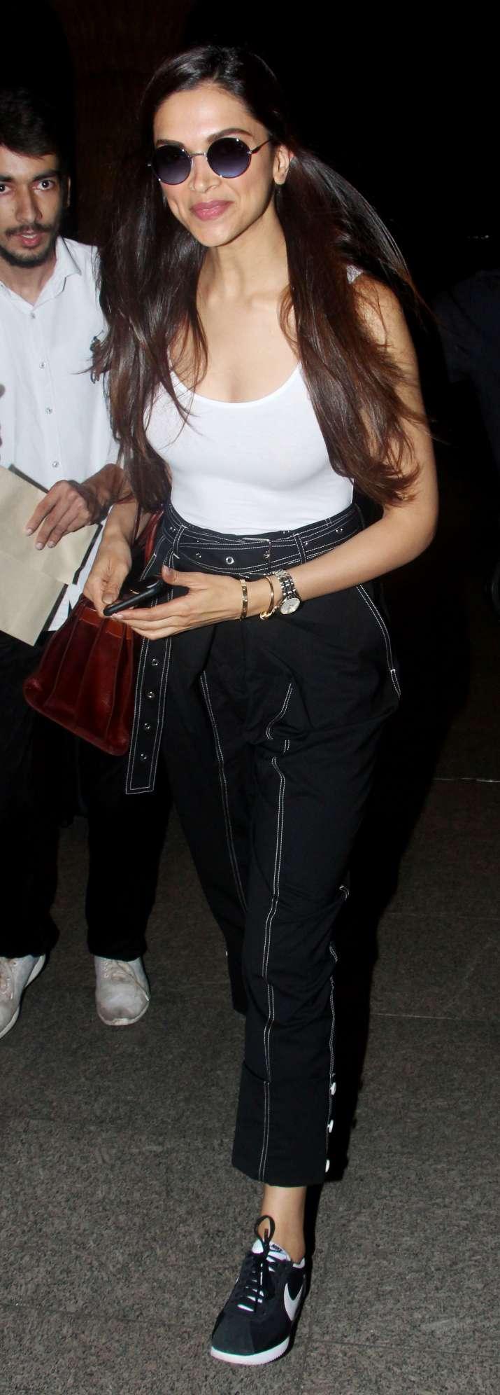 India Tv - Bollywood actress Deepika Padukone
