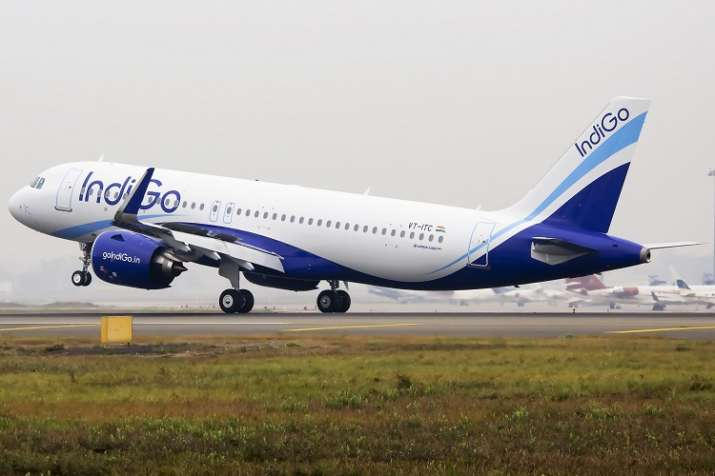 India Tv - Indigo Airlines