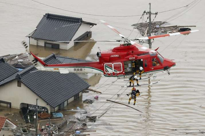 Japan Rescue