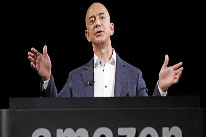 With USD 142 billion net worth, Bezos tops the ranking of