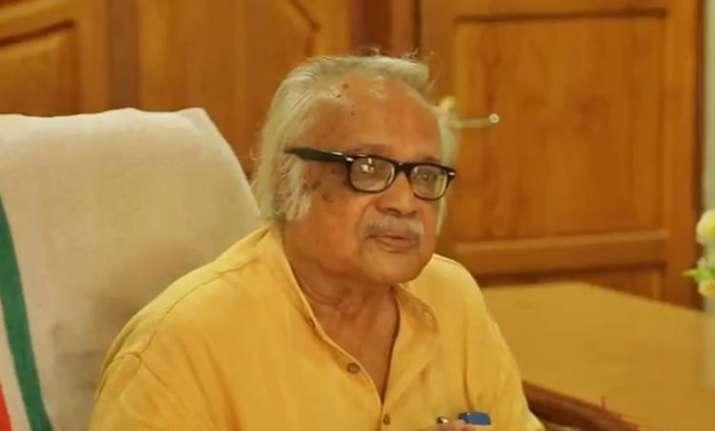 John Sankaramangalam, former FTII director passed away at 84