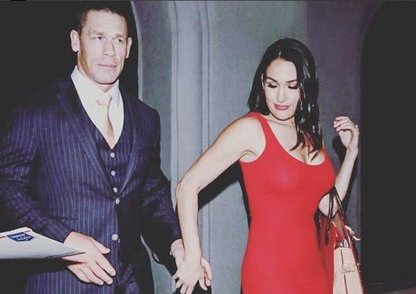 Nikki Bella And John Cena Wedding.John Cena And Nikki Bella Finally Call Off Their Wedding Once And