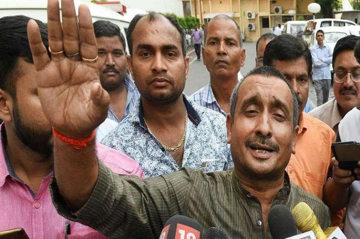 Kuldeep Singh Sengar is the main accused in the rape case