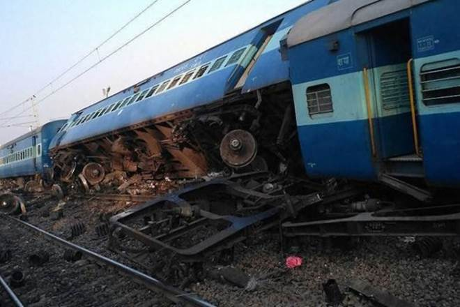 Sleeper coach of Madurai Express derailed at Khandala.