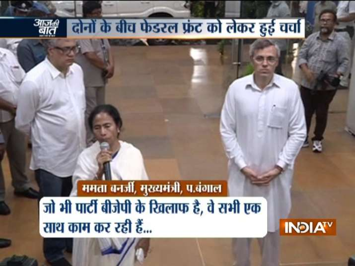 Mamata Banerjee, the PM candidate of anti-BJP front in 2019 Lok