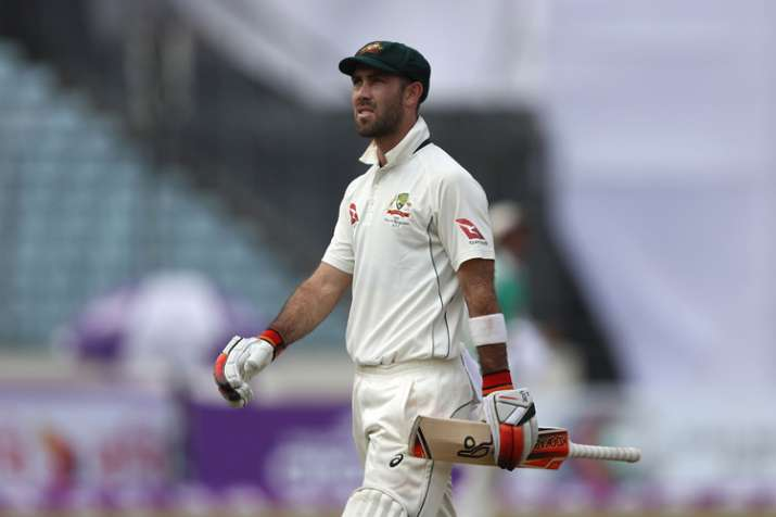 Glenn Maxwell Ranchi Test Spot-fixing