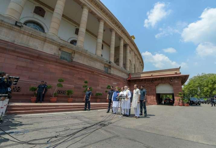 India Tv - Indian Parliament