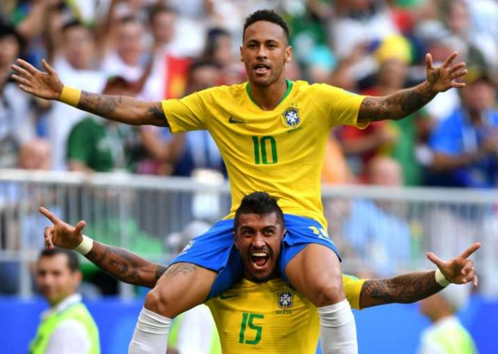 89ea275ecac FIFA WC 2018: Coutinho, Neymar's late show gives Brazil decisive win  against Costa Rica