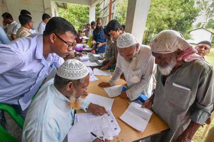 The first draft of the ongoing NRC process was released at