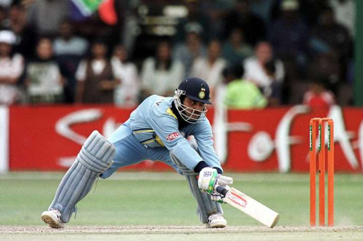 India Tv - Sourav Ganguly against the Proteas in Nairobi, 2000.