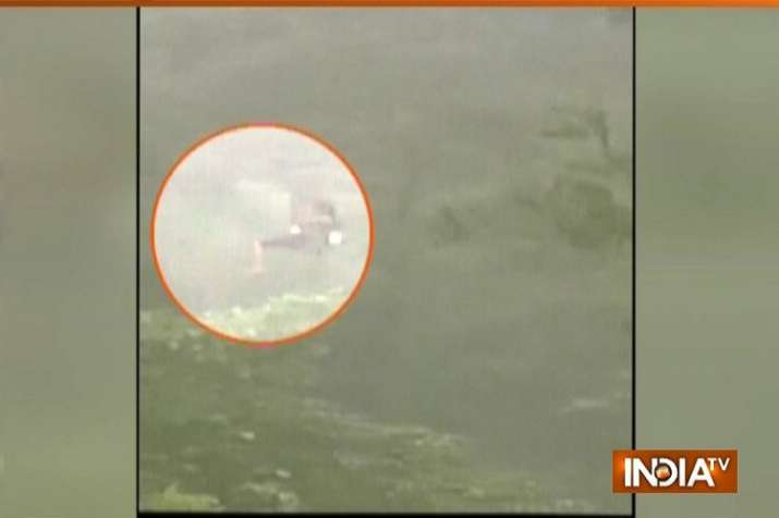 Meanwhile, the NDRF personnel, the Fire Brigade and