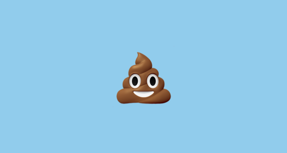 India Tv - The Iconic Poop Emoji