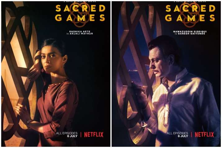 sacred games all episodes