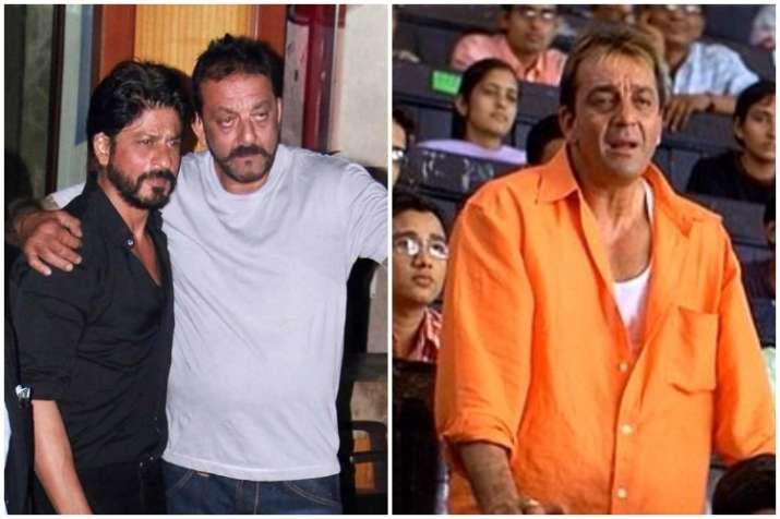 Shah Rukh Khan, Sanjay Dutt
