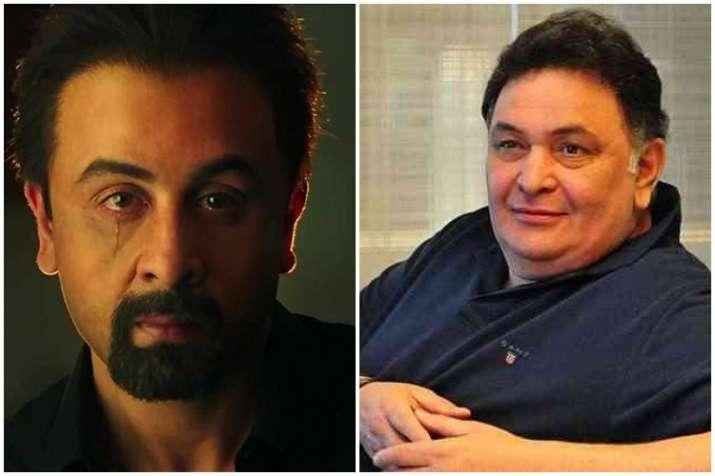 Rishi Kapoor, Ranbir Kapoor, Sanju