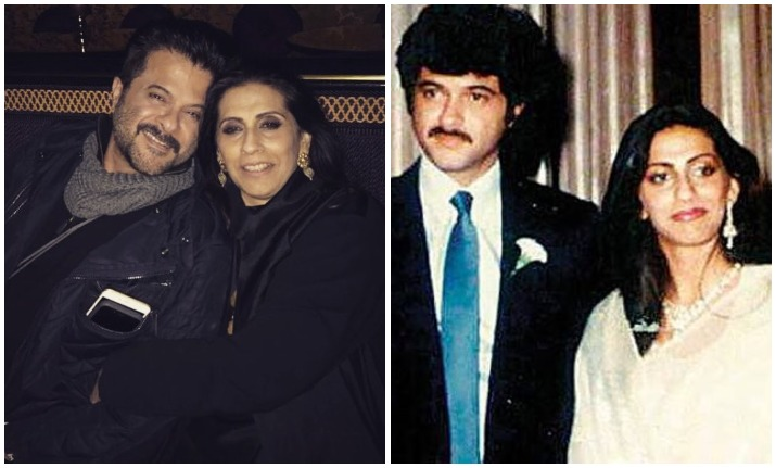 Image result for anil kapoor wife