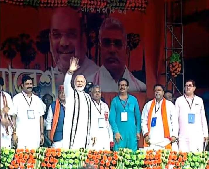 India Tv - PM Modi rally LIVE Updates