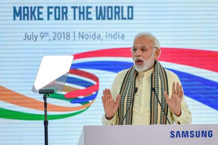 PM Modi launched World