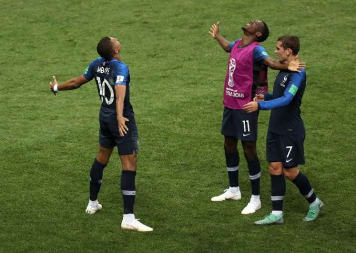 Highlights Fifa World Cup 2018 Final France Beat Croatia 4 2 To