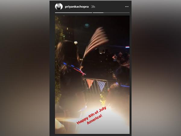 India Tv - Priyanka Chopra Instagram story