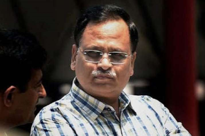 Satyendar Jain given additional charge