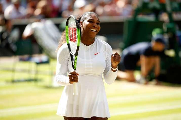 Serena Williams Reaches Wimbledon Semis With Win Over Camila Giorgi