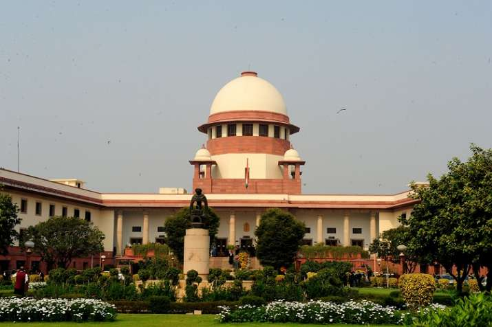 The apex court granted liberty to the litigants of the
