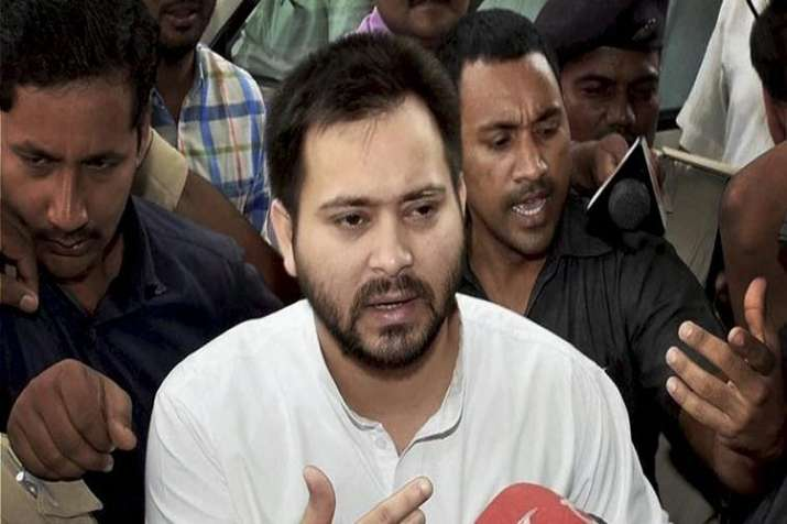 In defence of Super 30's Anand Kumar, Tejashwi Yadav plays the caste card