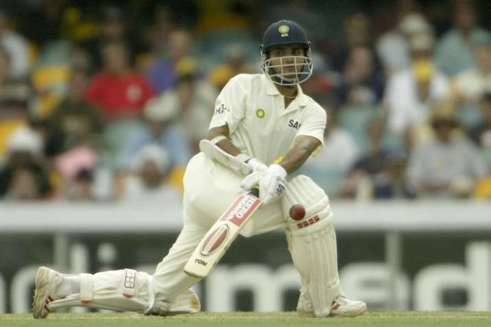 India Tv - Sourav Ganguly set the tone at the Gabba with a rapid ton.