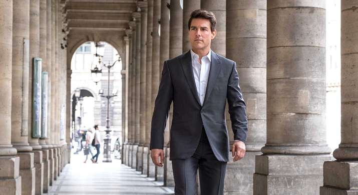 India Tv - Tom Cruise in Mission: Impossible - Fallout