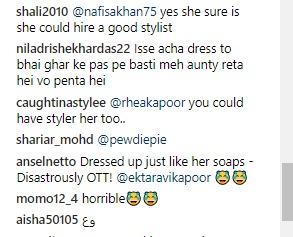 India Tv - Comments on Ekta's picture