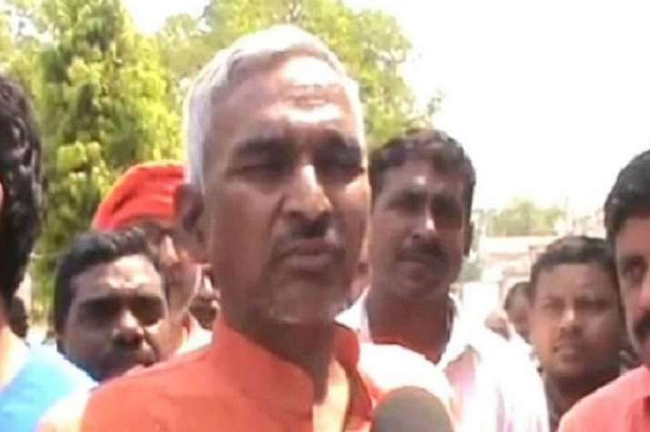 Earlier on Saturday, BJP MLA Surendra Singh, known for