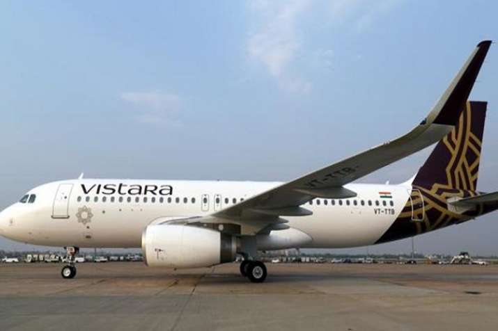 India Tv - Vistara Airlines