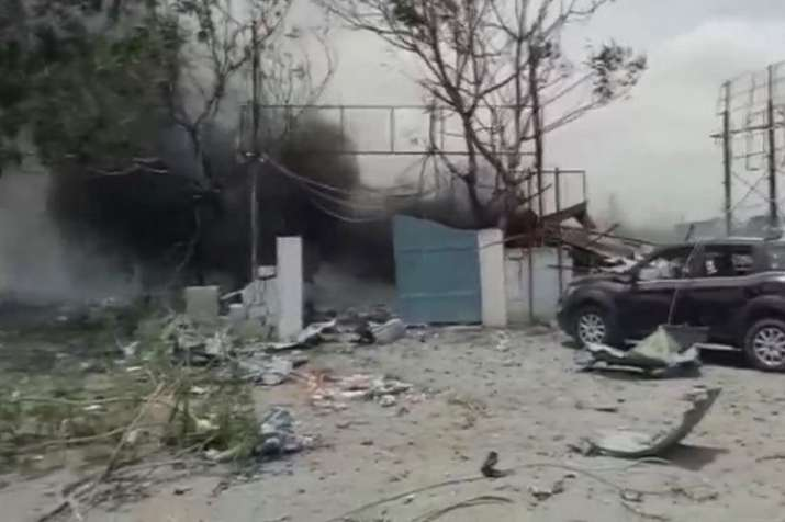Blast at firecracker factory in Warangal