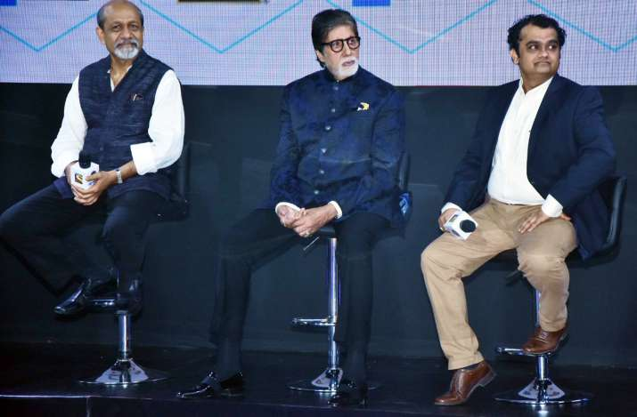 India Tv - Kaun Banega Crorepati Season 10 Launch Highlights