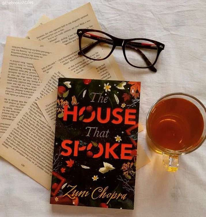 India Tv - After 'The House That Spoke', Zuni Chopra released second book titled 'The Island of the Day Before'