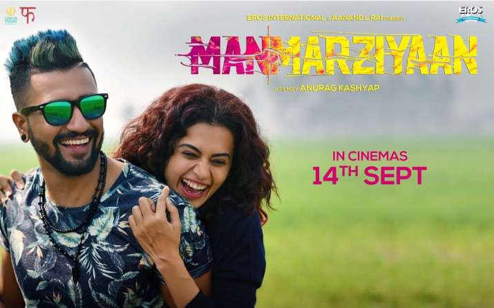 Watch Manmarziyan Trailer