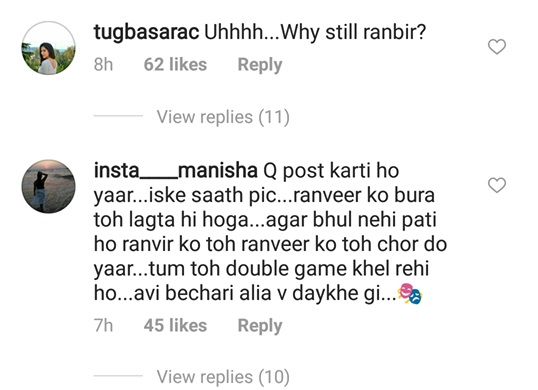 India Tv - Comments on Deepika's post