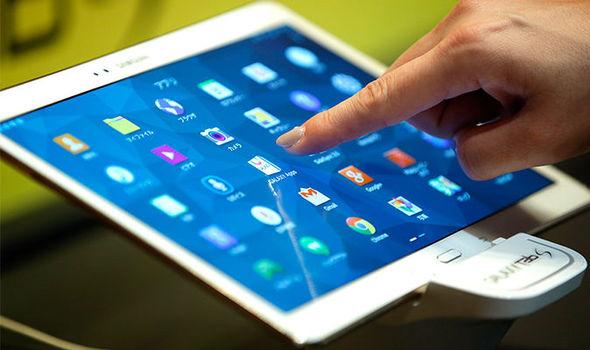 India Tv - Samsung tablet