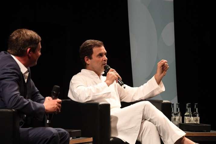 India Tv - Rahul Gandhi