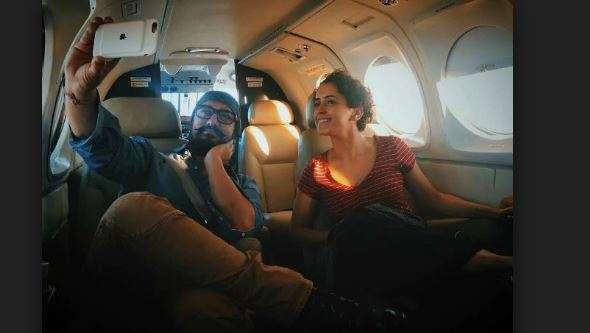 Aamir Khan and Sanya Malhotra