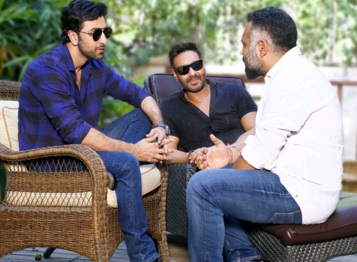 India Tv - Ajay Devgn, Ranbir Kapoor and Luv Ranjan's film