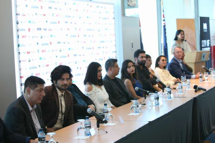 India Tv - Celebrities at Indian Film Festival of Melbourne