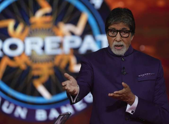 d0e815f9e12 Amitabh Bachchan pens heartfelt note on 18 years of Kaun Banega ...