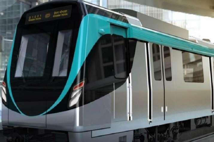 Image result for aqua metro line