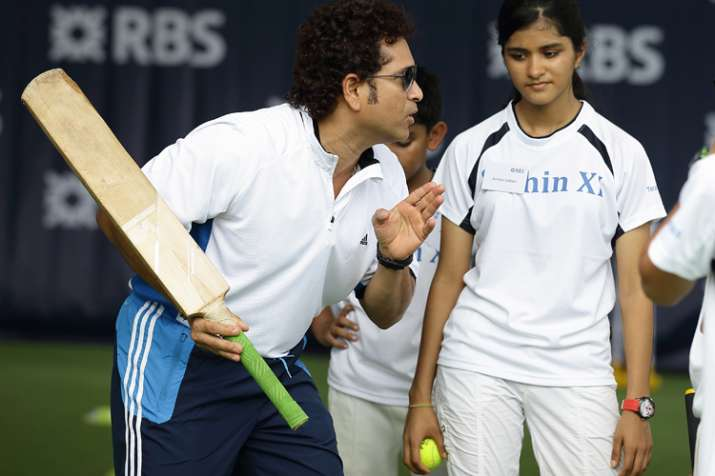 Sachin Tendulkar launches cricket academy with Middlesex County