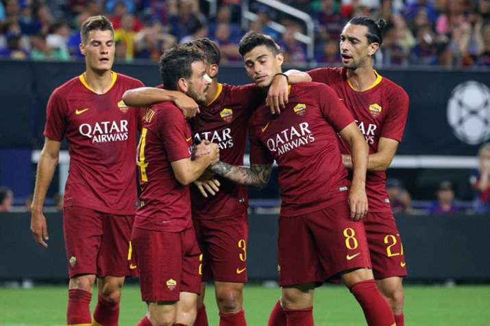 Italian club AS Roma to auction jerseys for Kerala flood relief