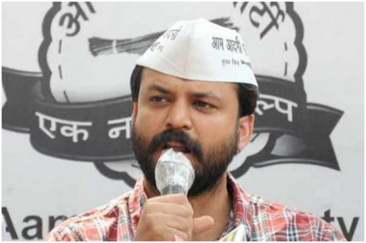 India Tv - Ashish Khetan quit AAP saying he wants to concentrate on his career as a lawyer. (File Photo/PTI)