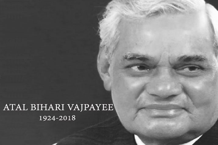 Vajpayee's ashes to be immersed in UP rivers