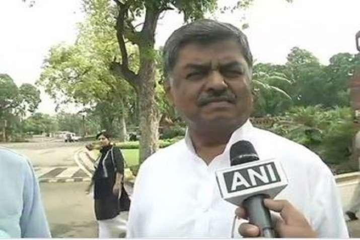BK Hariprasad is Congress' Rajya Sabha representative from
